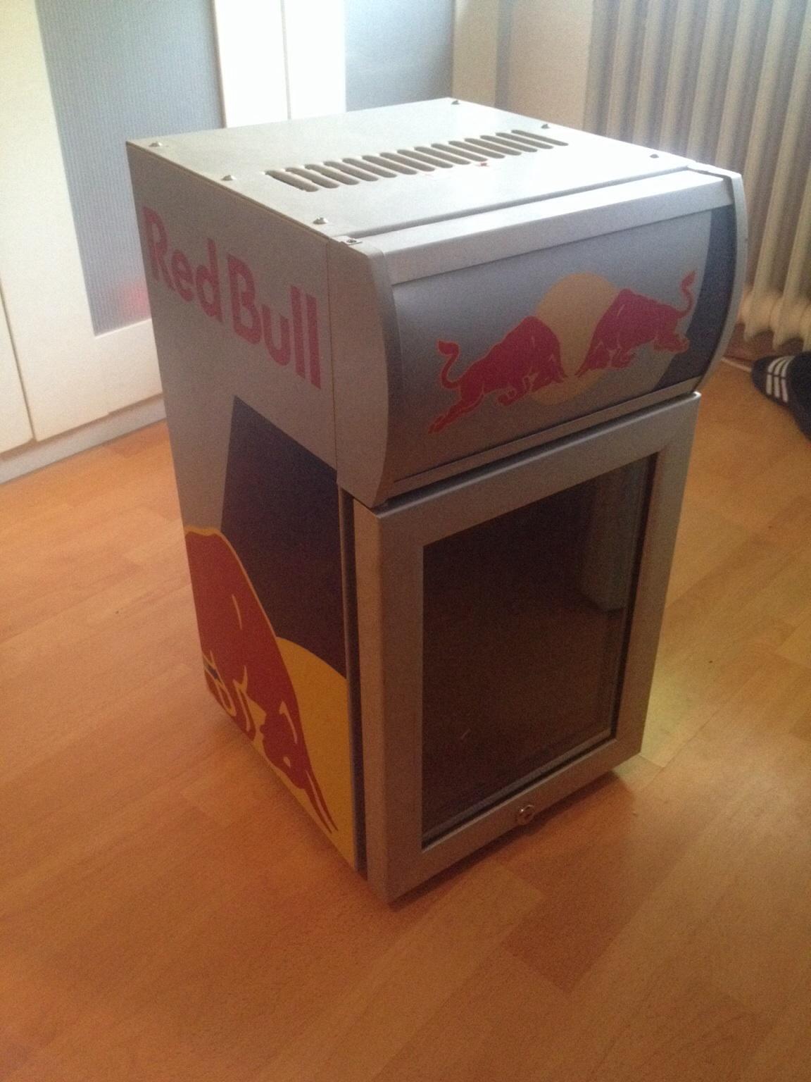 Red Bull Mini Kühlschrank Gebraucht : Mini kÜhlschrank gebraucht eur picclick de
