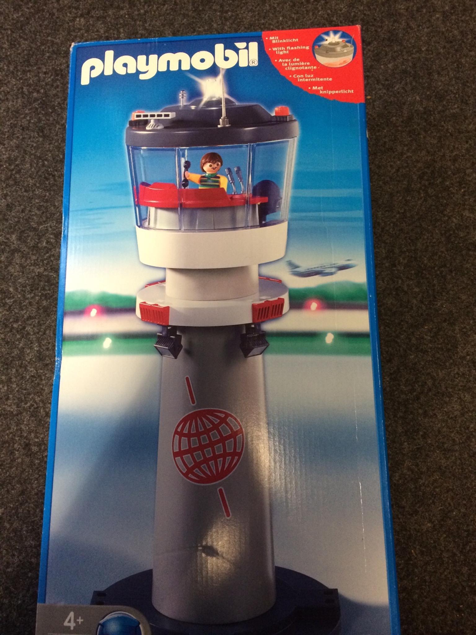 gebraucht playmobil 4313 - tower mit blinklicht in 31275 lehrte um, Badezimmer ideen