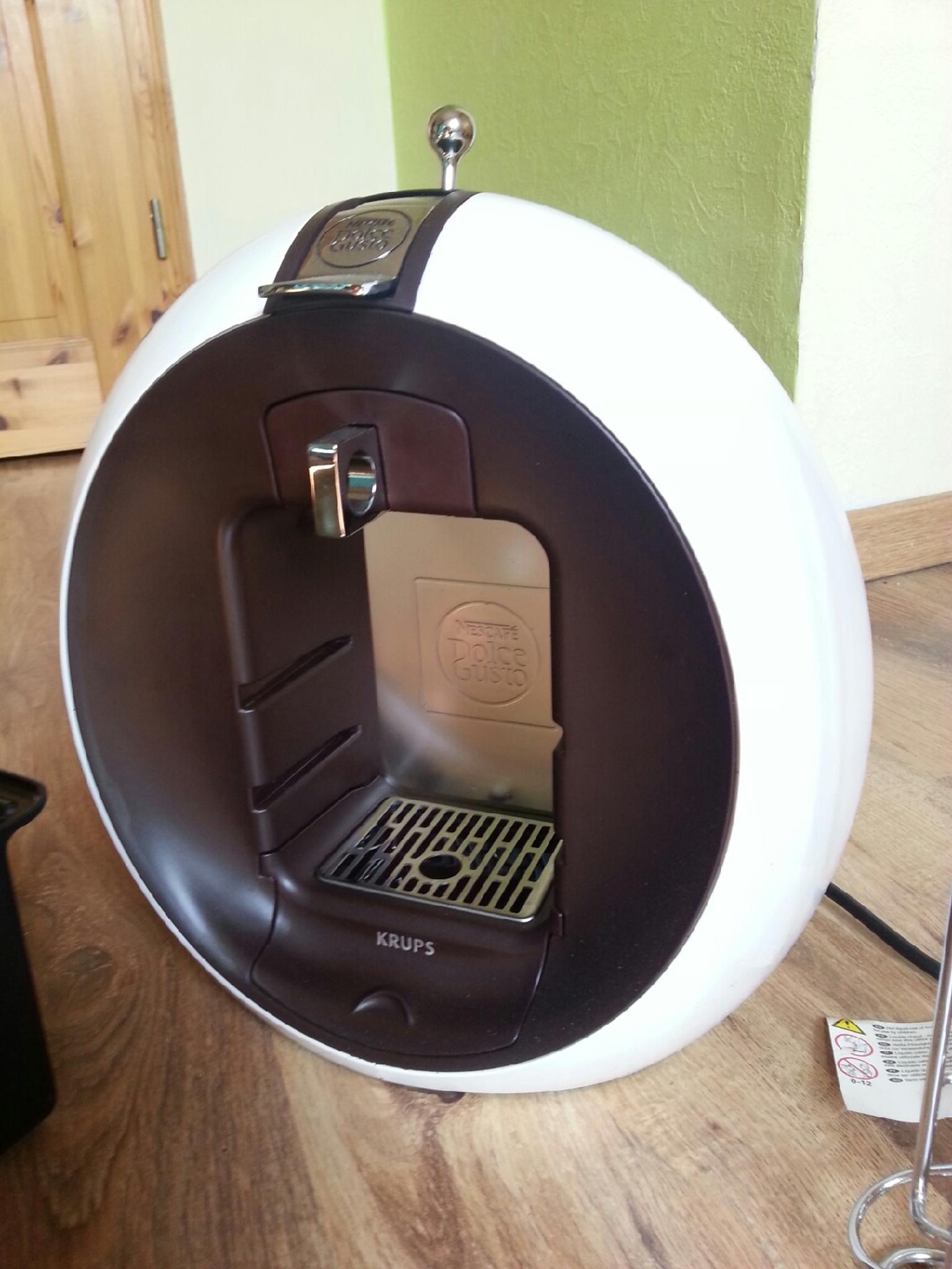 gebraucht dolce gusto kaffeemaschinewie neu in 07548  ~ Kaffeemaschine Zu Verschenken