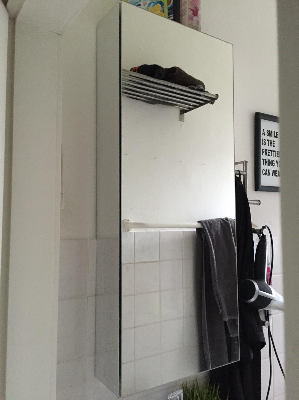 Gebraucht IKEA Badezimmer Spiegelschrank GODMORGON In 47799 Krefeld Um U20ac  80.00 U2013 Shpock