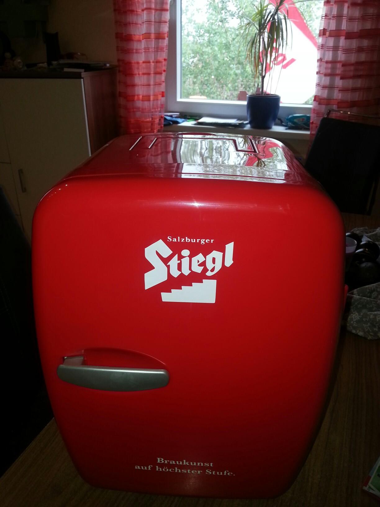 Stiegl Mini Kühlschrank : Gebraucht stiegl mini kühlschrank in linz um u ac u shpock