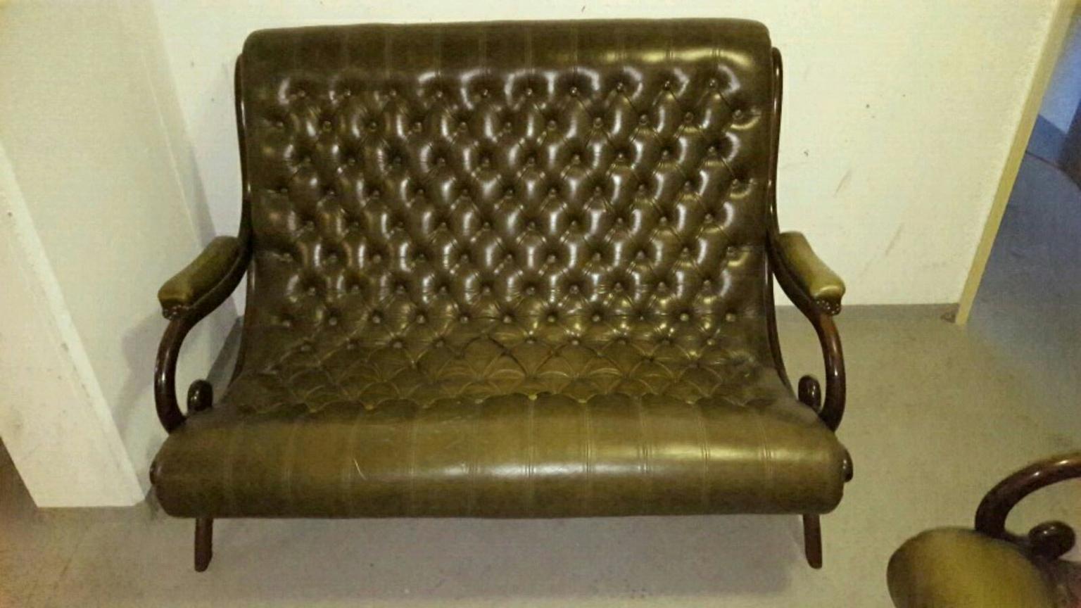 Gebraucht Chesterfield Sofa in 6923 Lauterach um u20ac 250 00 u2013 Shpock