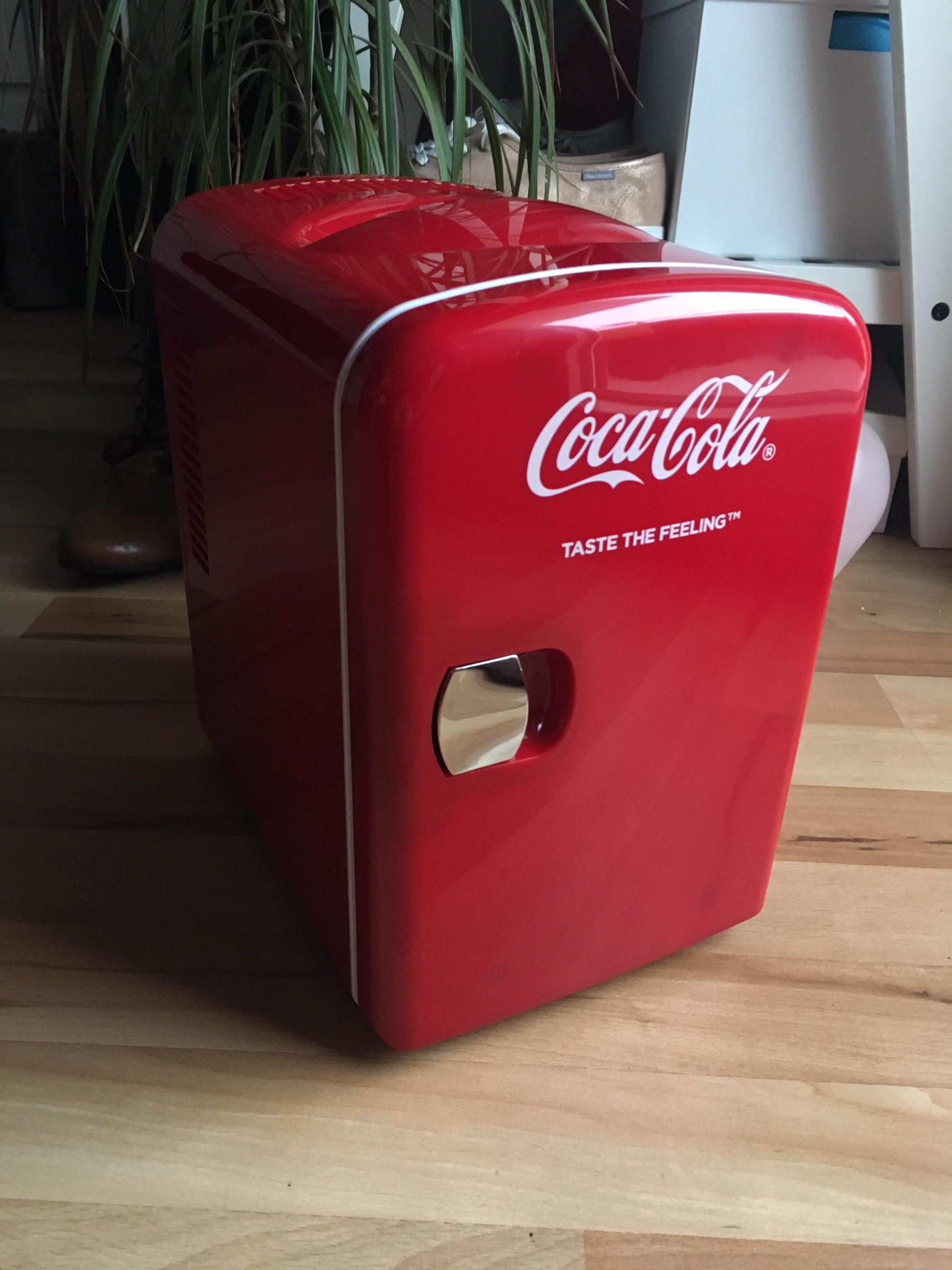 Kleiner Kühlschrank Cola : Gebraucht coca cola mini kühlschrank neu in nürnberg um