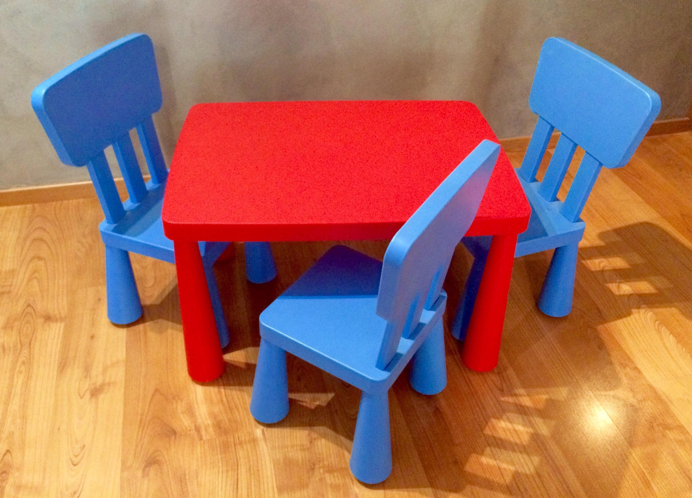 Tavolino Mammut Ikea.Tavolino E Sedie Ikea Mammut