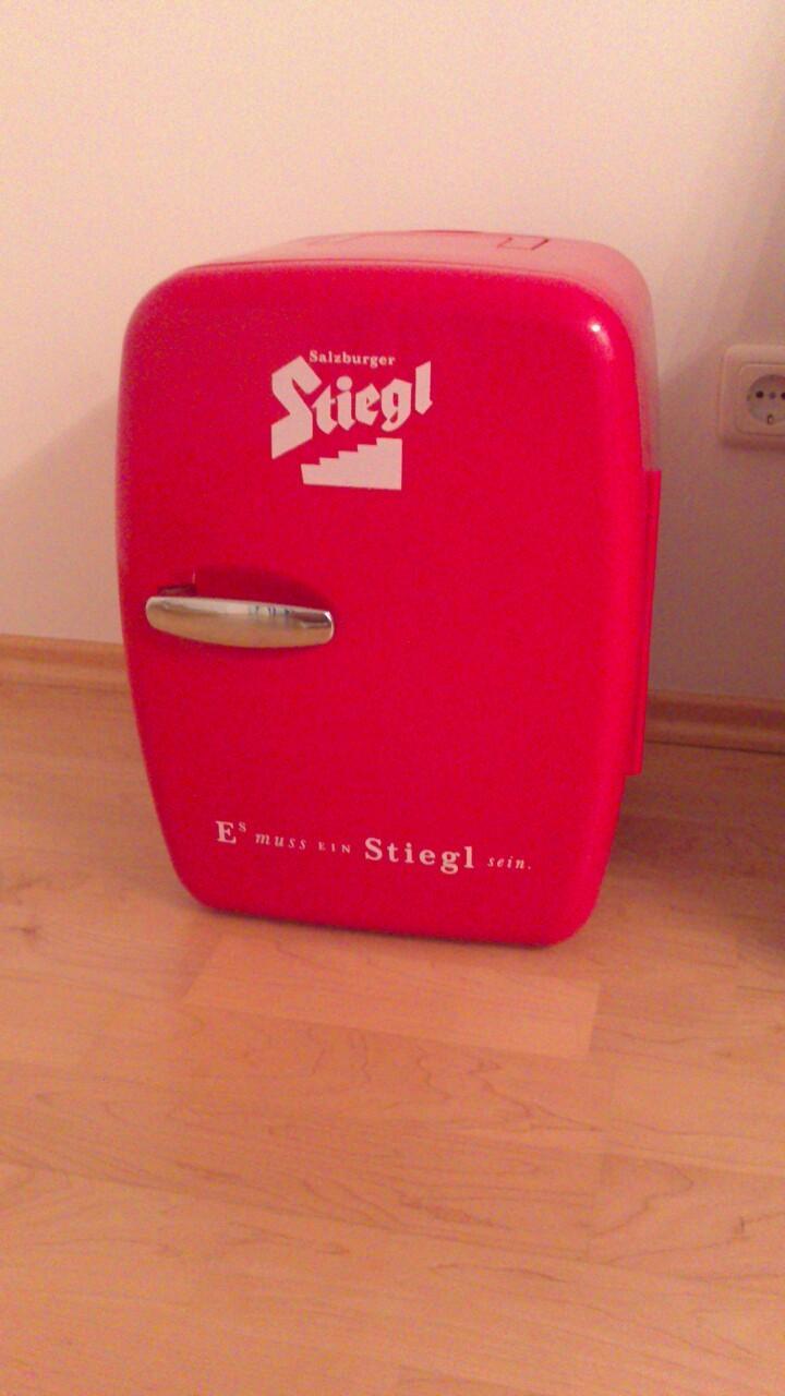 Stiegl Mini Kühlschrank : Gebraucht stiegl mini kühlschrank in wien um u ac u shpock