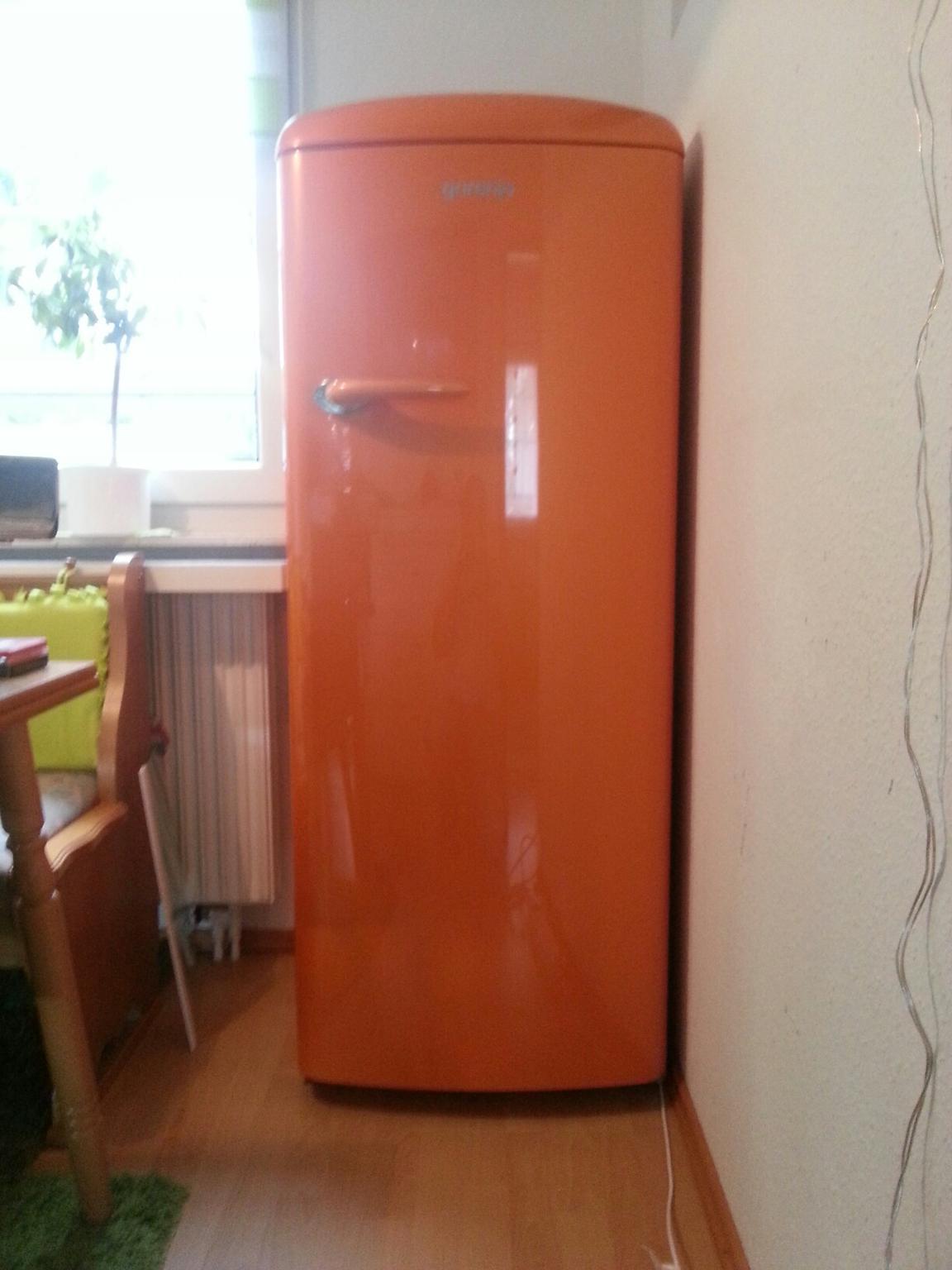 Gorenje Retro Kühlschrank Orange : Gebraucht gorenje retro oldtimer kühlschrank in mosbach um