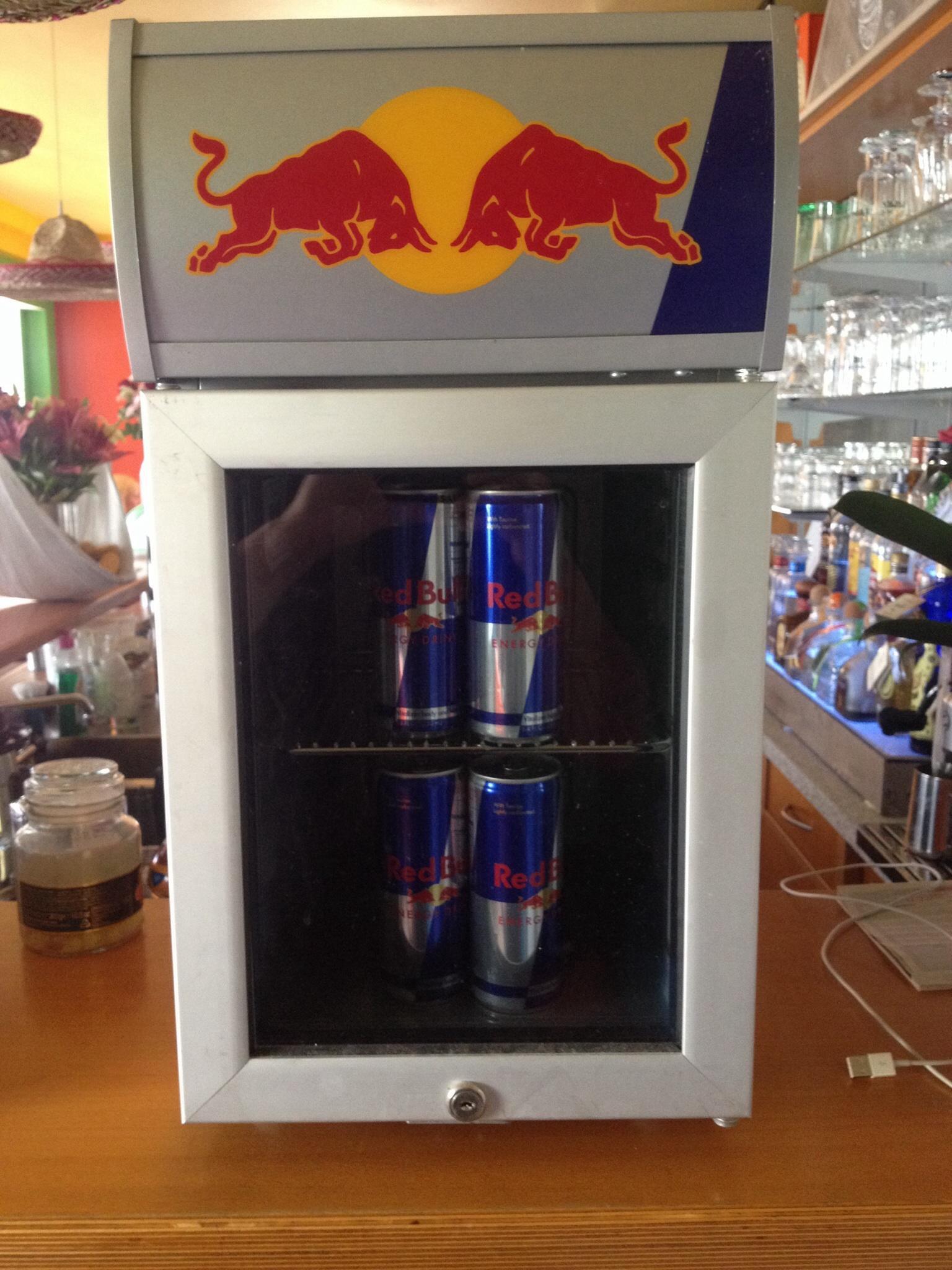 Kleiner Kühlschrank Red Bull : Gebraucht redbull mini kühlschrank in waldmohr um u ac