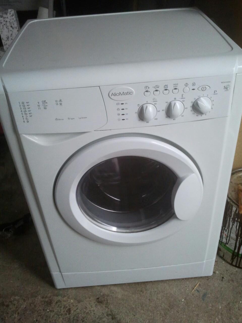 Gebraucht waschtrockner indesit wda e in scheuhub um