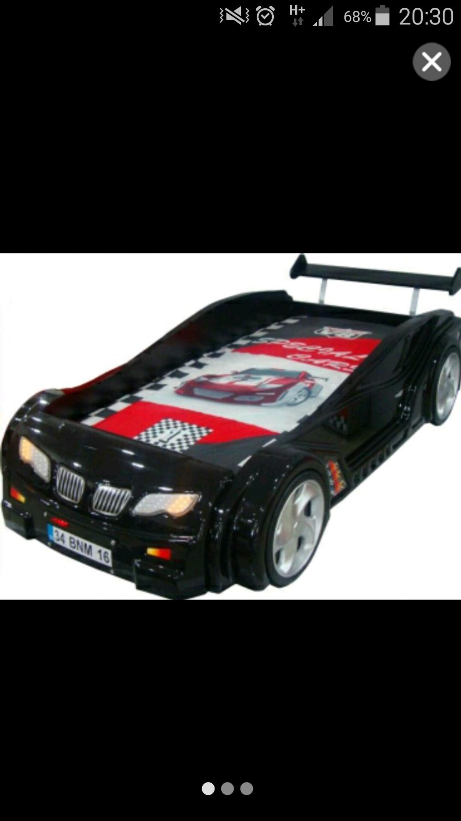 Kinderbett auto bmw  Gebraucht Autobett BMW in 6890 Lustenau um € 350.00 – Shpock