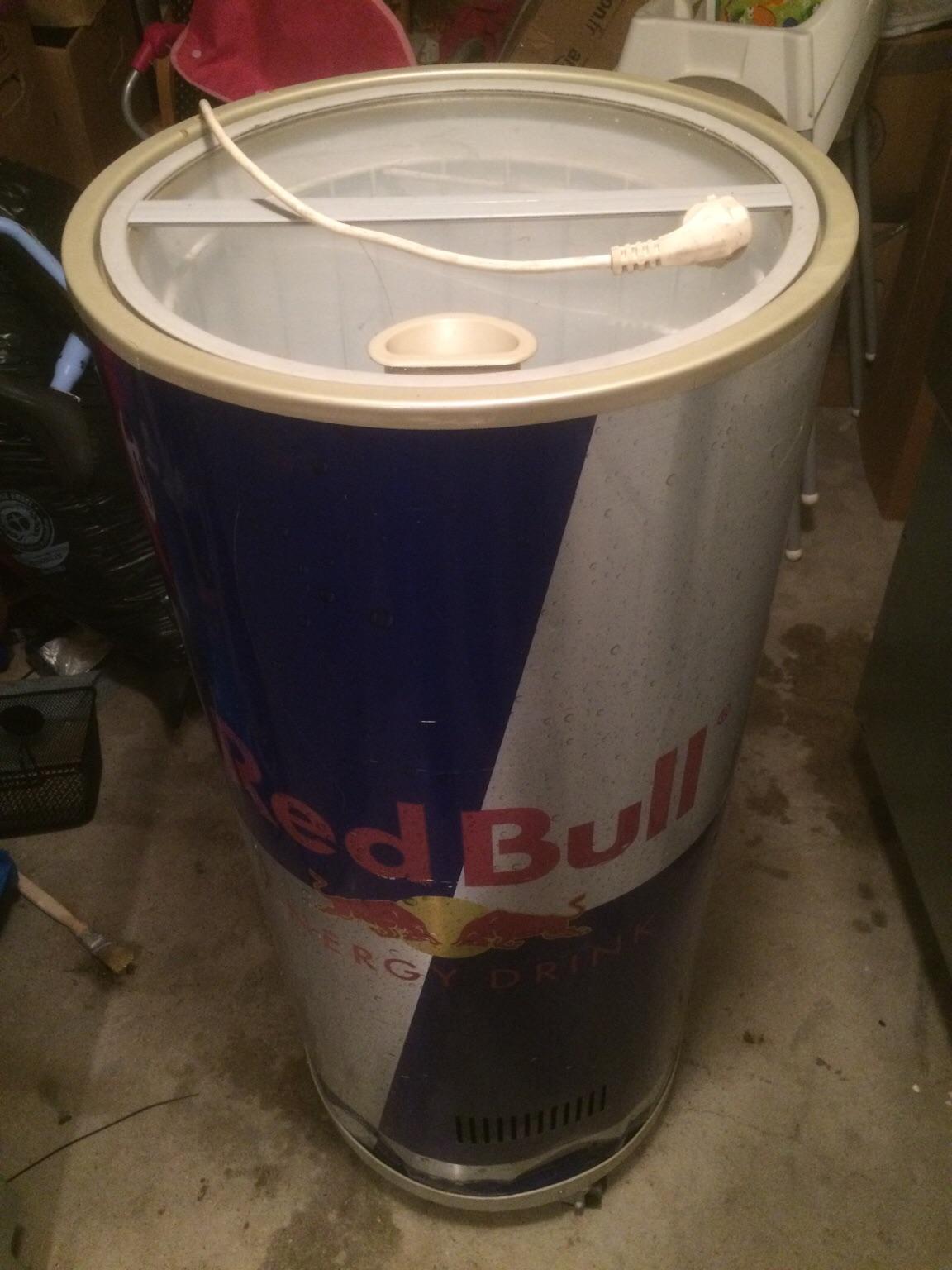 Red Bull Kühlschrank Tonne : Gebraucht red bull tonne kühlschrank in glinde um u ac