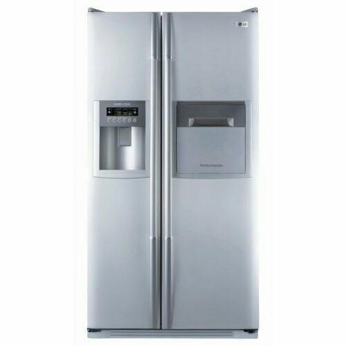 Kühlschrank Side By Side Gebraucht : Gebraucht side by side kühlschrank lg p tlq in wiesthal