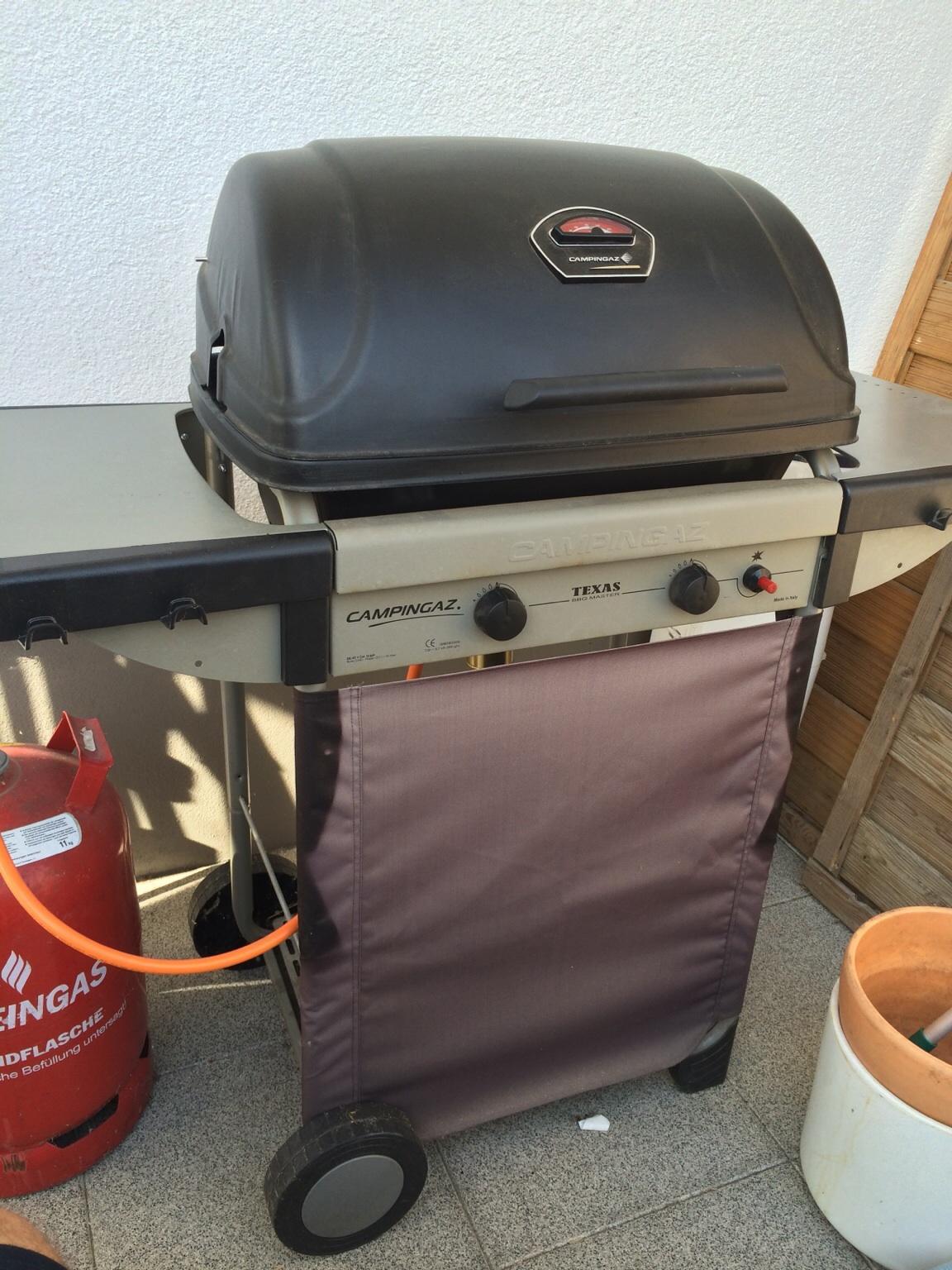 Aldi Gasgrill Campingaz Texas : Gebraucht gasgrill campingaz texas in weißenthurm um u ac