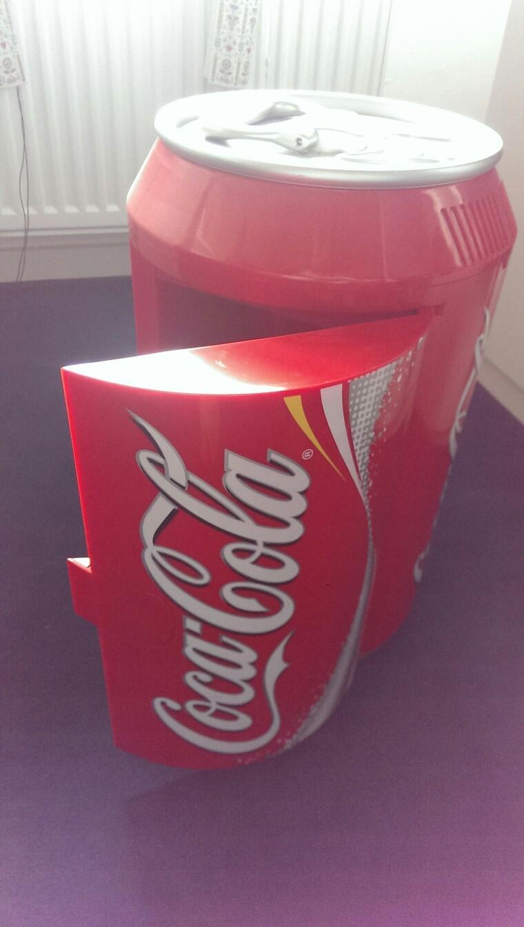 Mini Kühlschrank Cola Dose : Mini kühlschrank gewinnspiel visions und black energy drink