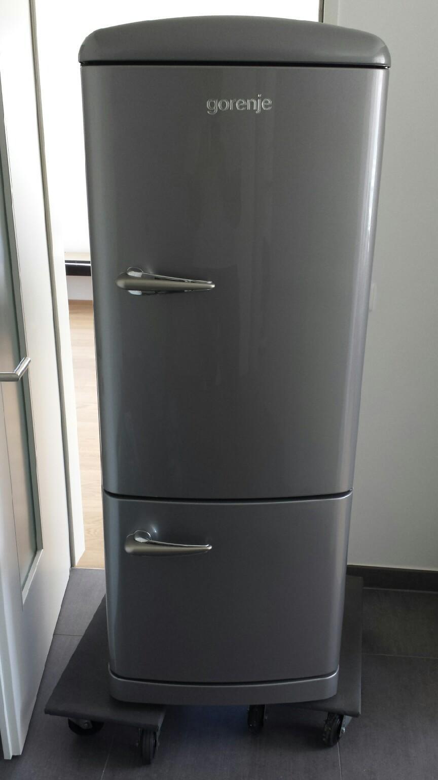Gorenje Kühlschrank Typenschild : Gebraucht gorenje design kühlschrank in linz um u ac u shpock