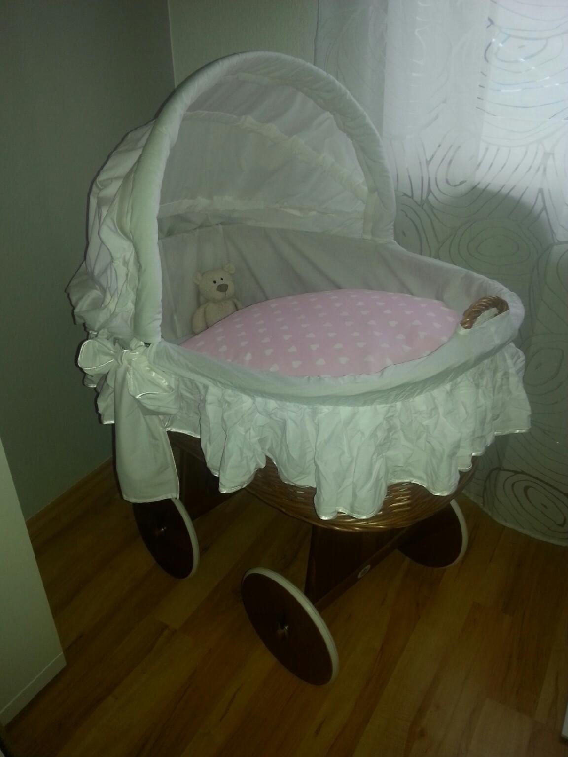 Stubenwagen My Sweet Baby : Gebraucht stubenwagen xxl matratze my sweet baby in
