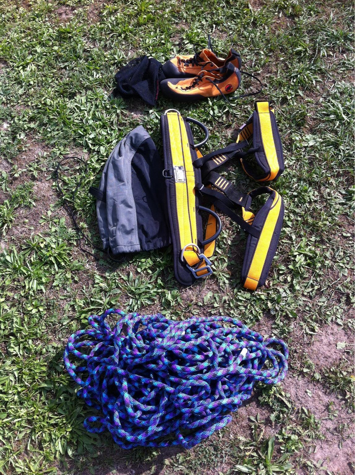 Kletterausrüstung Gebraucht Kaufen : Ausrüstung für klettern günstig kaufen auf ricardo