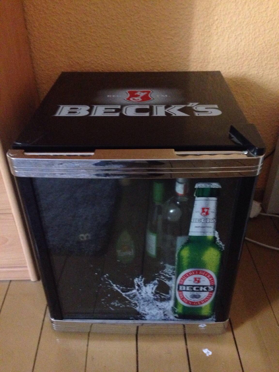 Mini Kühlschrank Becks : Gebraucht becks kühlschrank in dortmund um u ac u shpock