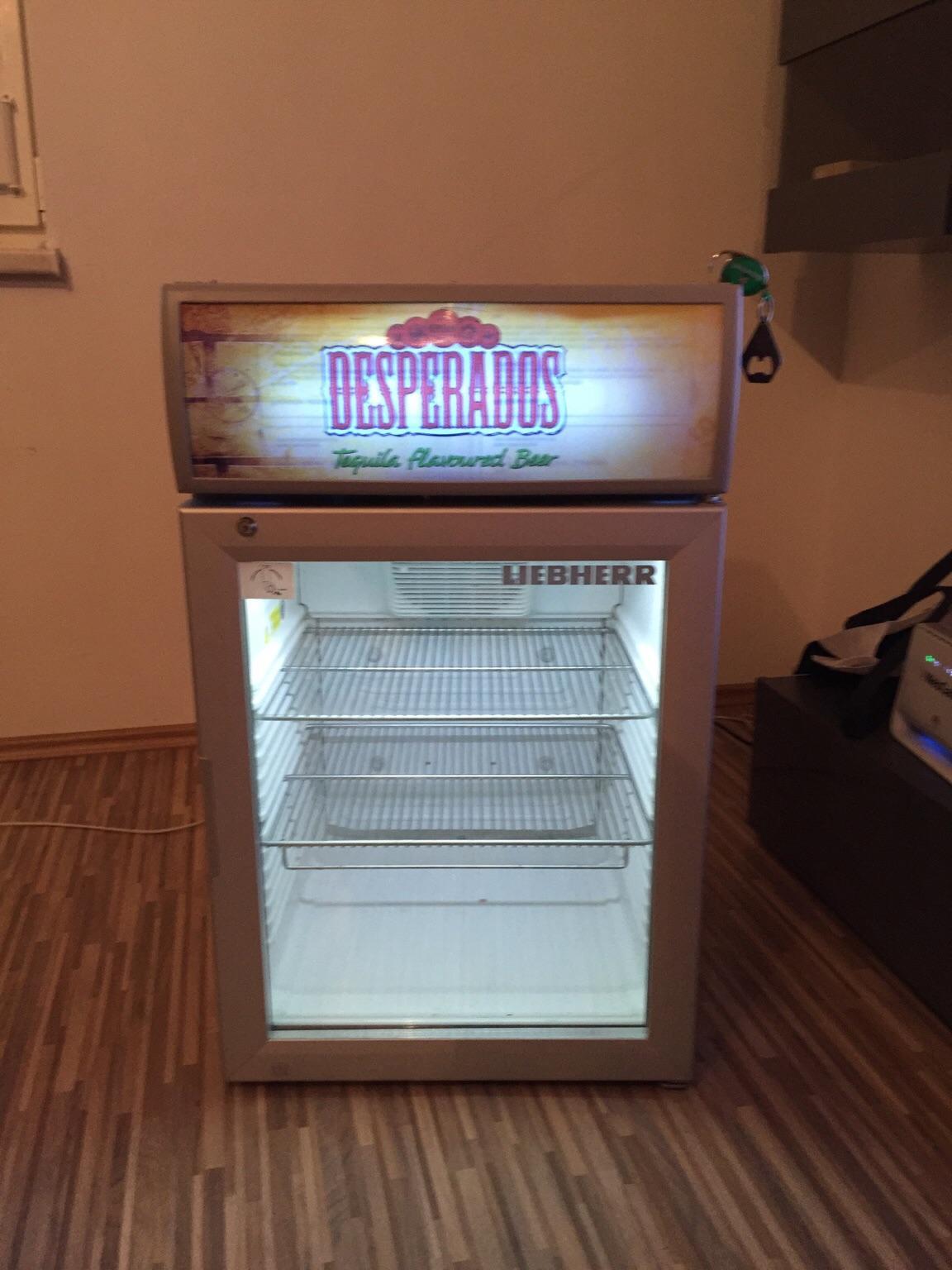 Mini Kühlschrank Desperados : Gebraucht desperados kühlschrank in wanzenöd um u ac u shpock
