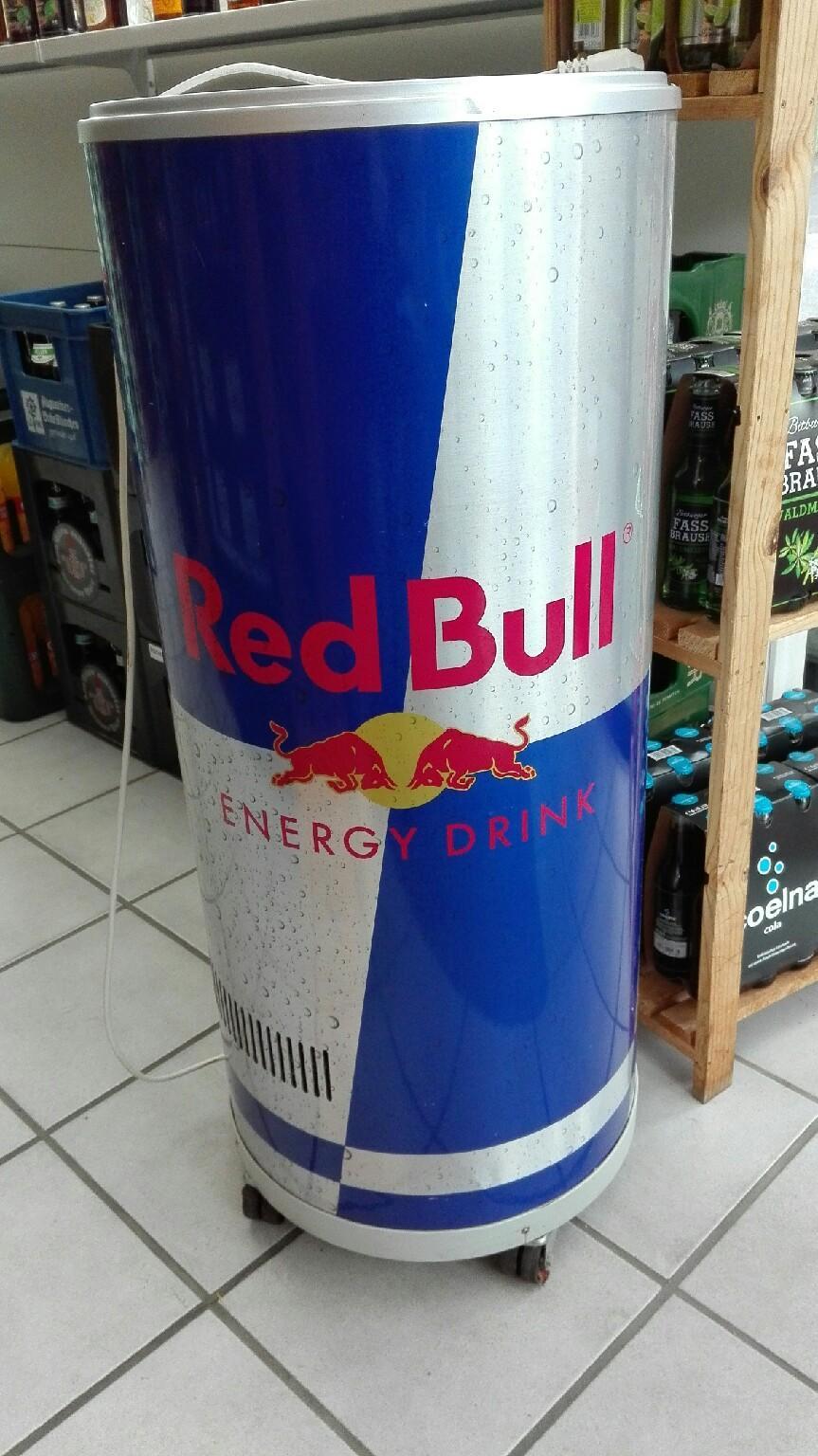 Red Bull Kühlschrank Verkaufen : Gebraucht redbull dose kühlschrank in blankenheim um