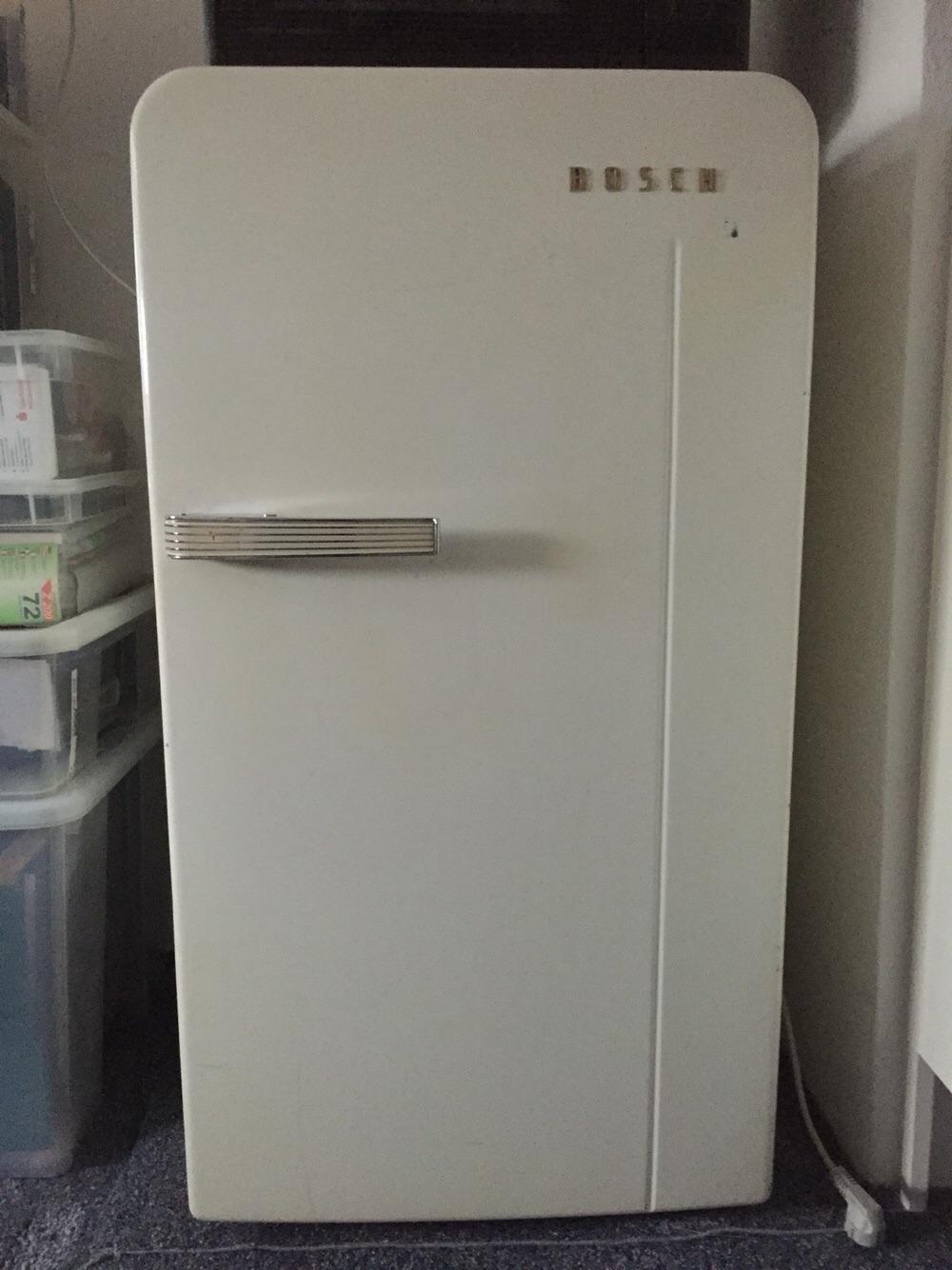 Bosch Kühlschrank 50 Jahre : Gebraucht original bosch kühlschrank er retro in