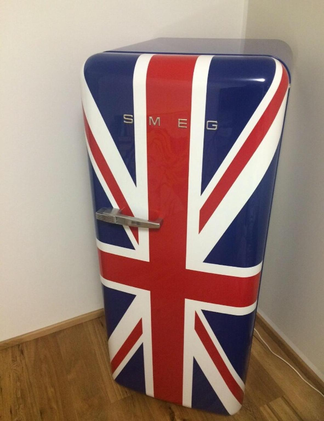 Smeg Kühlschrank Union Jack : Gebraucht smeg kühlschrank union jack in altach um u ac