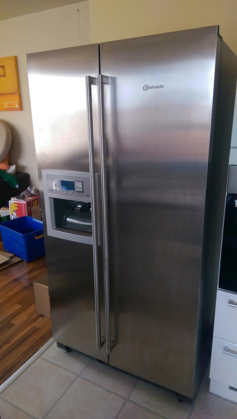 Side By Side Kühlschrank Bauknecht : Gebraucht side by side kühlschrank bauknecht in neusiedl am
