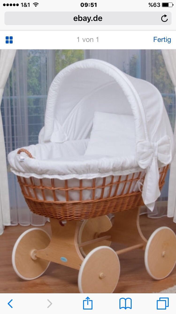 Gebraucht baby stubenwagen xxl in filderstadt um u ac