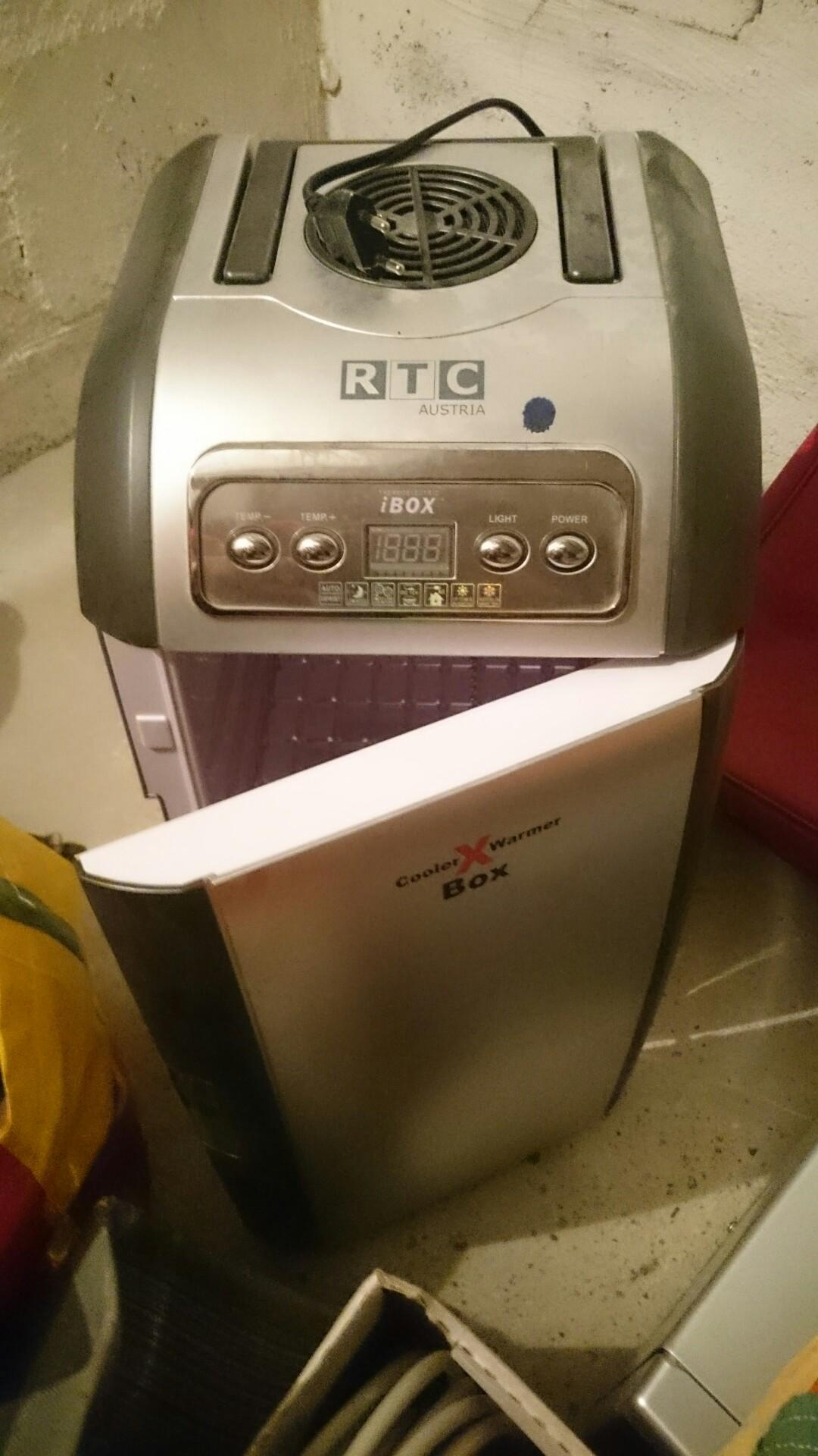 Mini Kühlschrank Warsteiner : Gebraucht rtc kühlbox kühlschrank in schwechat um u ac