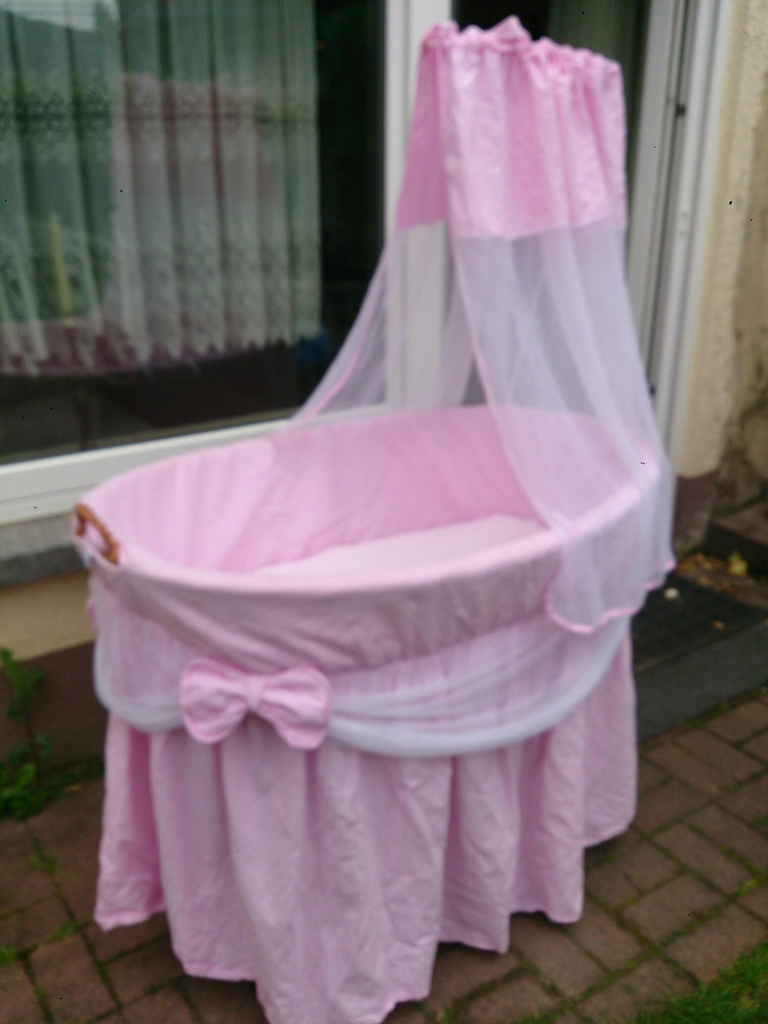 Gebraucht stubenwagen pink xxl in lautertal odenwald um