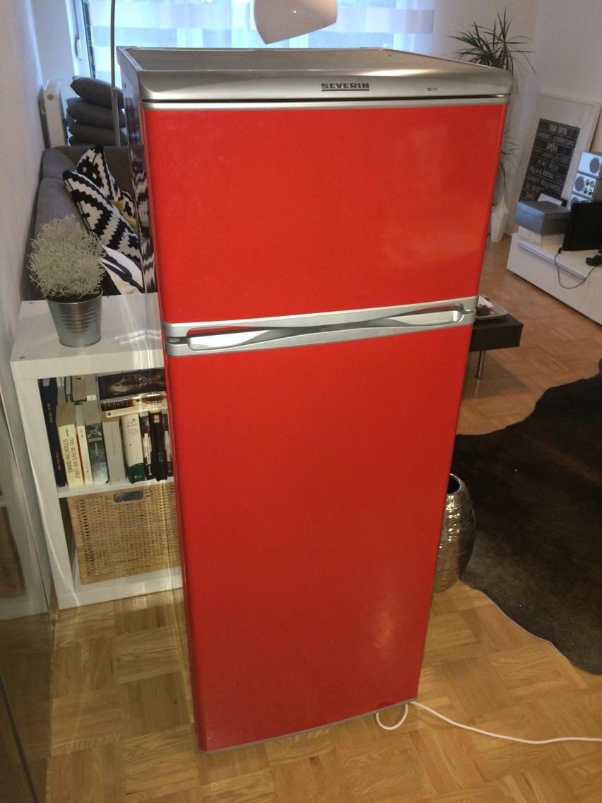 Retro Kühlschrank Severin : Gebraucht kühlschrank severin retro look in graz um u ac