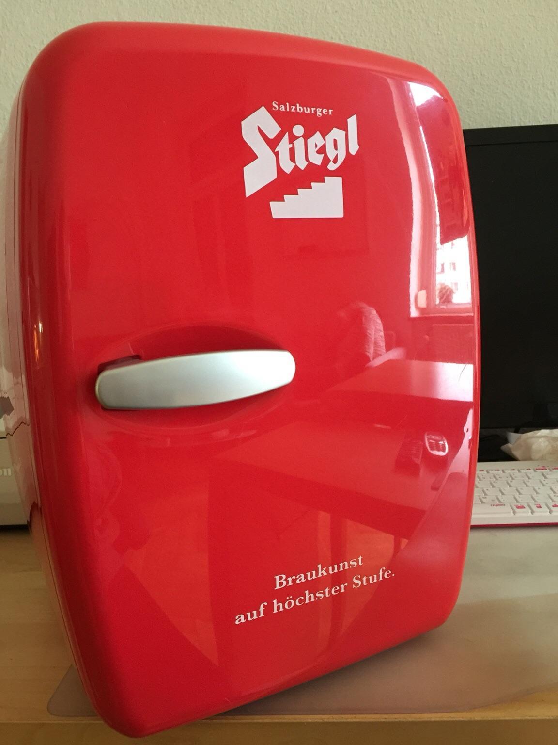 Stiegl Mini Kühlschrank : Gebraucht stiegl mini kühlschrank neu in linz um u ac u shpock