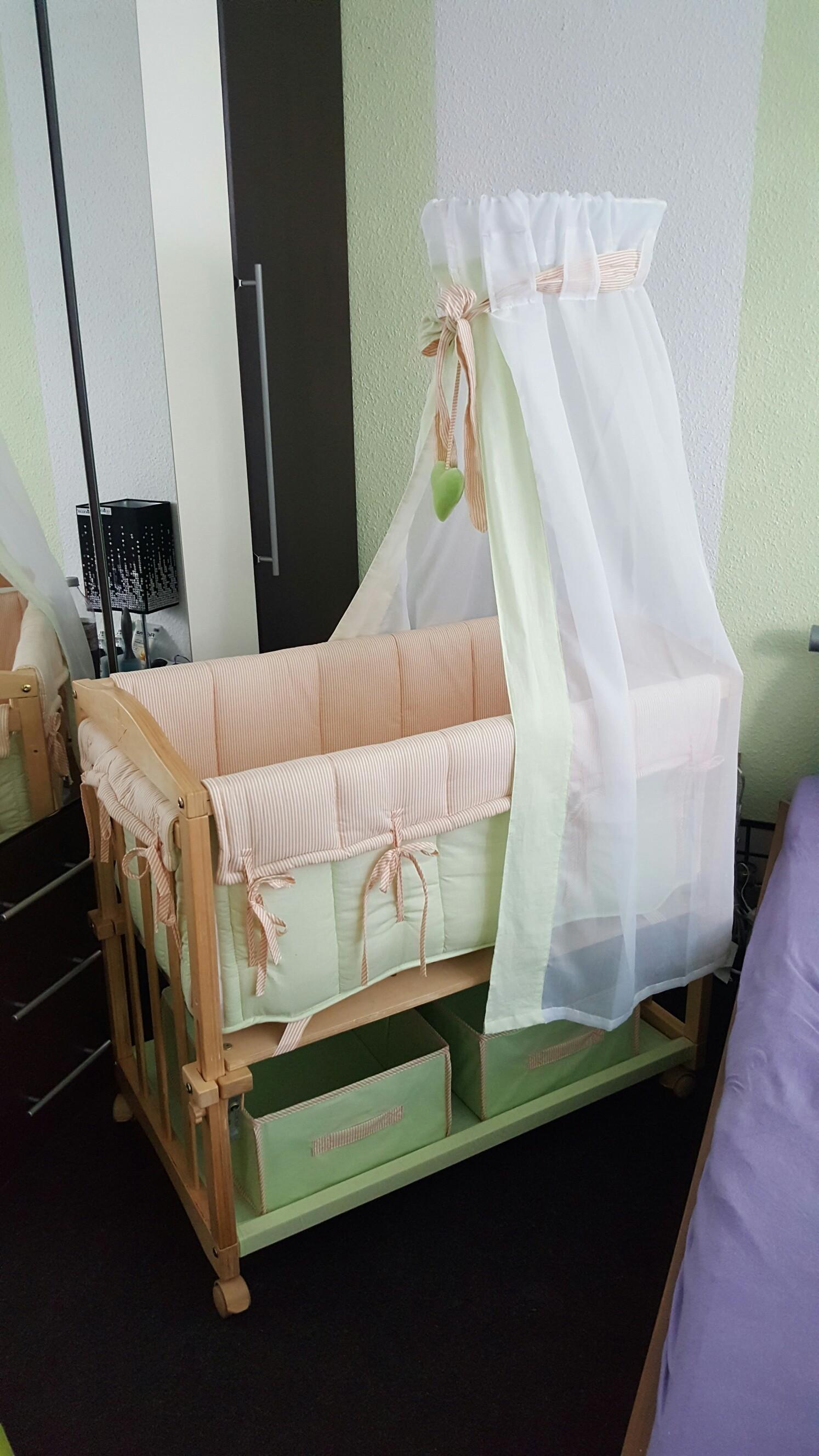 Babywiege babybett stubenwagen schaukelwiege wiege baby neu top