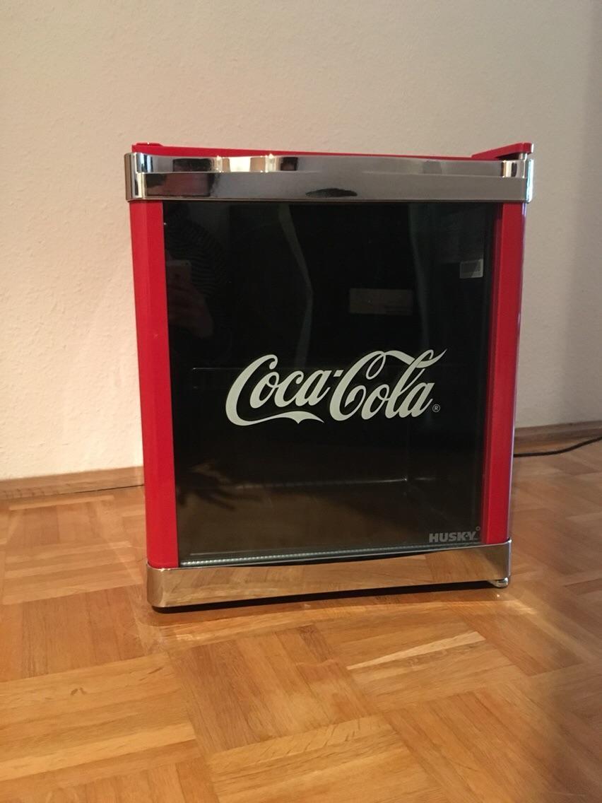 Kleiner Kühlschrank Coca Cola : Gebraucht husky cool cube mini kühlschrank coca cola in