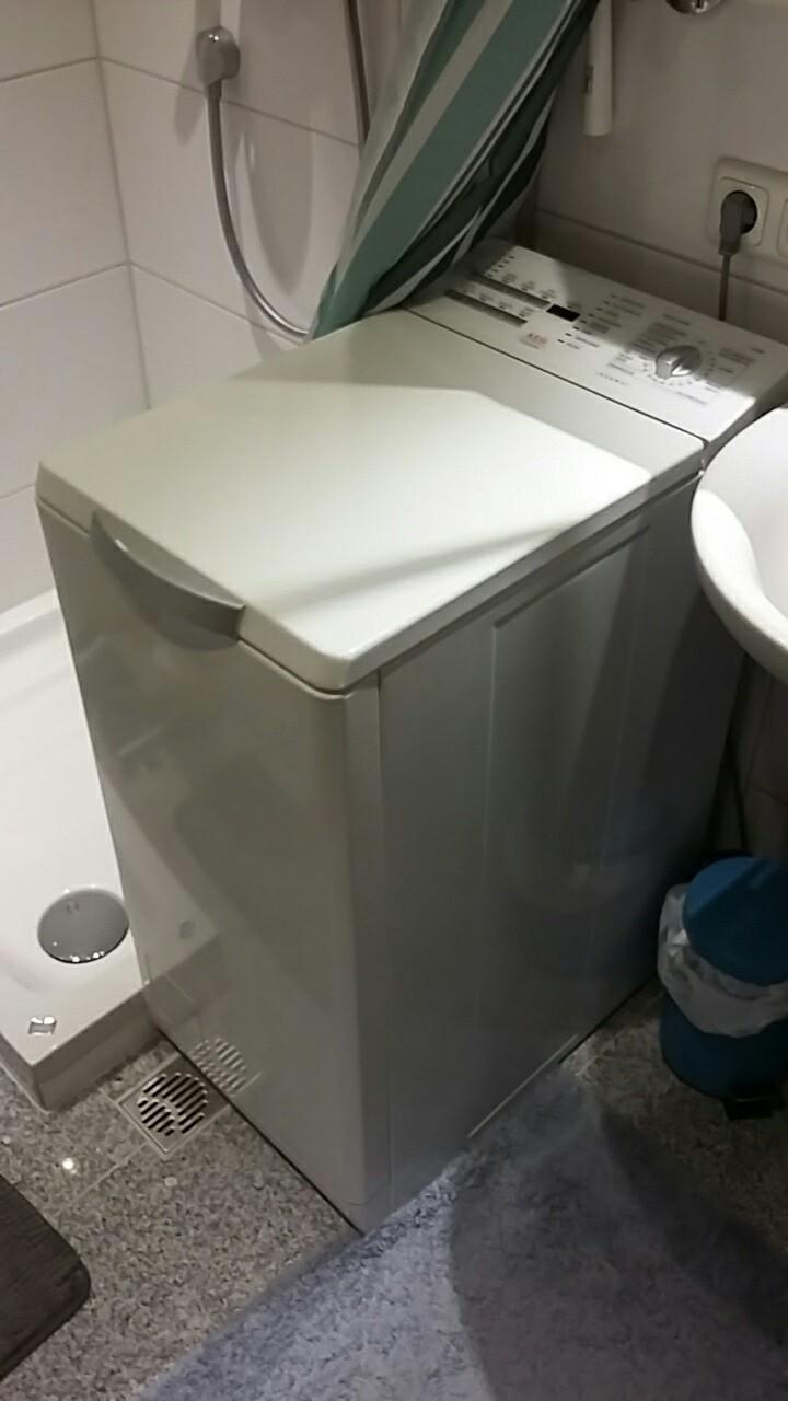 Gebraucht toplader aeg electrolux lavamat in höchberg
