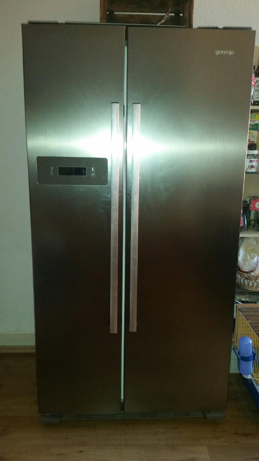 Gorenje Kühlschrank Licht Defekt : Gebraucht gorenje side by side kühlschrank defekt in