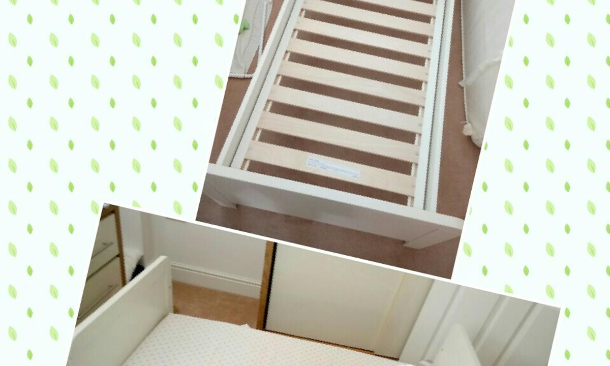 Used Mamas And Papas Rialto Cot Bed In Co3 Colchester For 7000