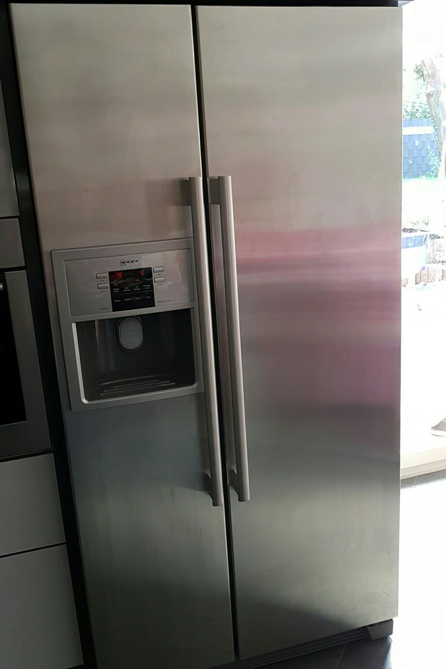 Side By Side Kühlschrank Neff : Gebraucht kühlschrank neff side by side ks in bruchsal um
