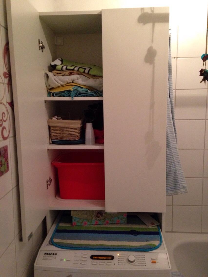 Livarno living waschmaschinenschrank von lidl ansehen discounto