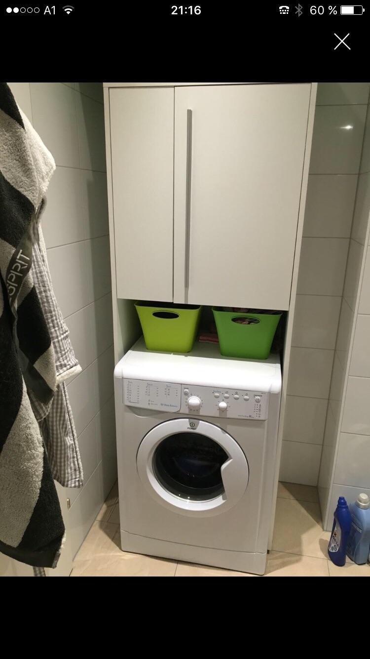 Angebot waschmaschinenschrank in hohenems um u ac u shpock