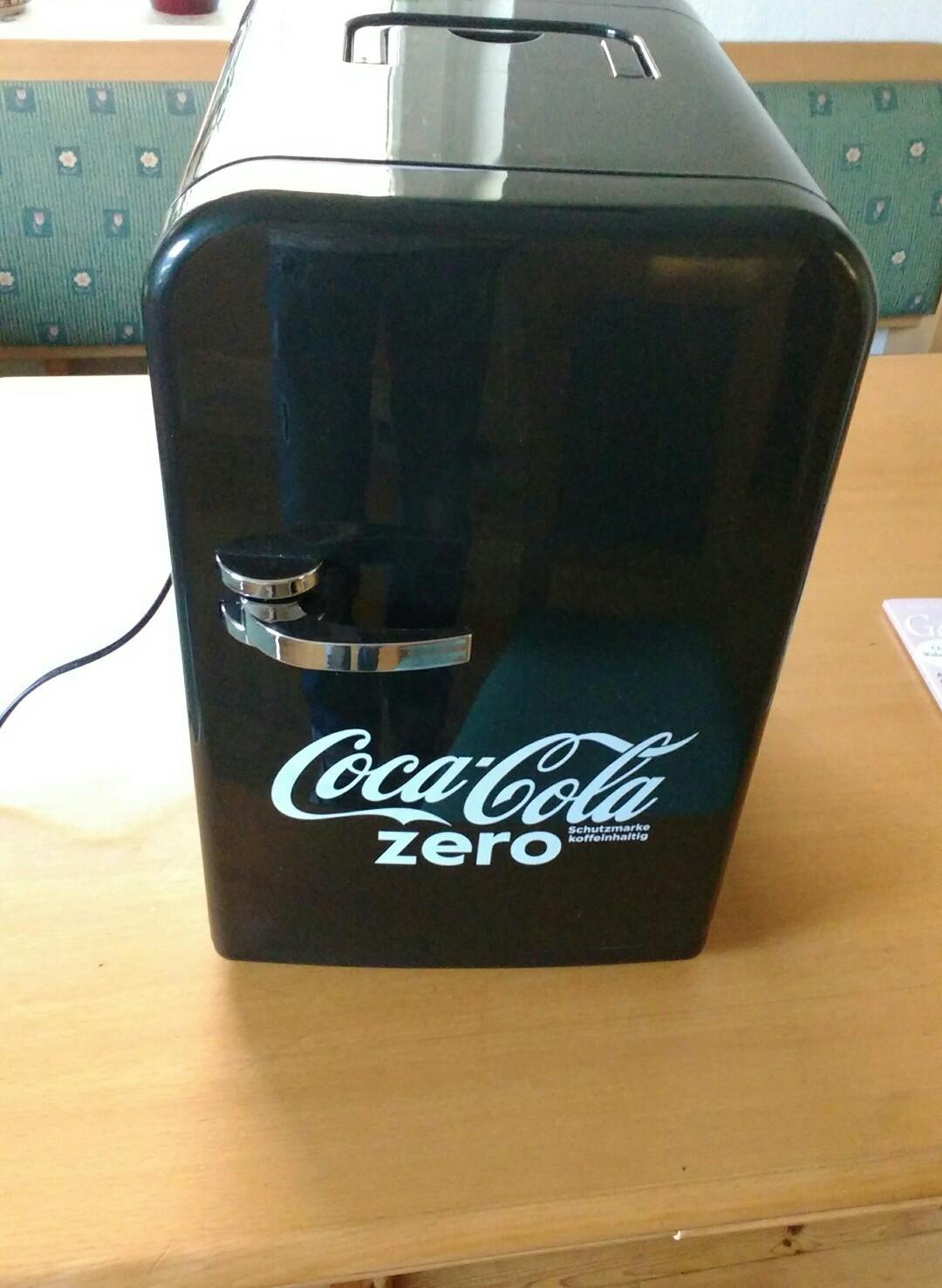 Minibar Kühlschrank Coca Cola : Gebraucht coca cola zero kühlschrank minibar vb in