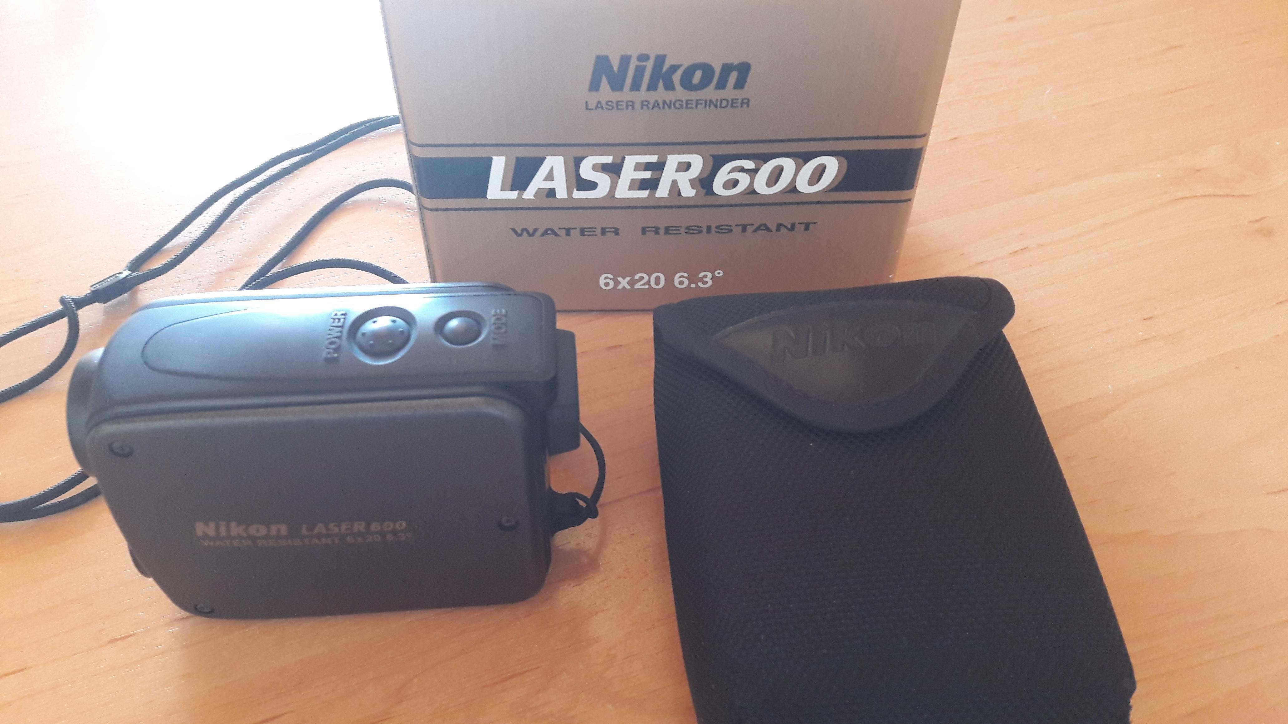 Gebraucht nikon laser entfernungsmesser in grins um u ac
