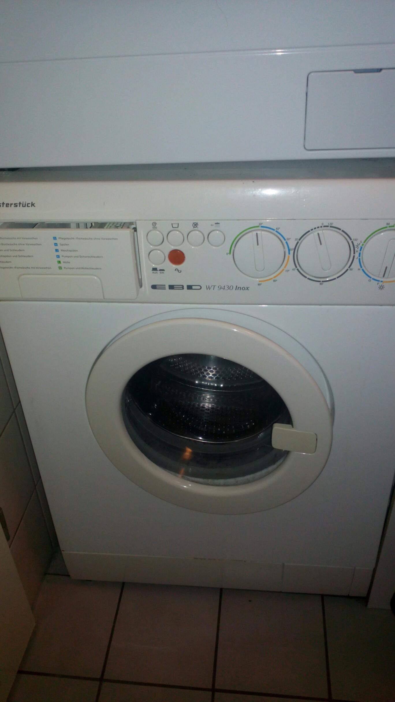 Gebraucht waschtrockner waschmaschine trockner in lüneburg