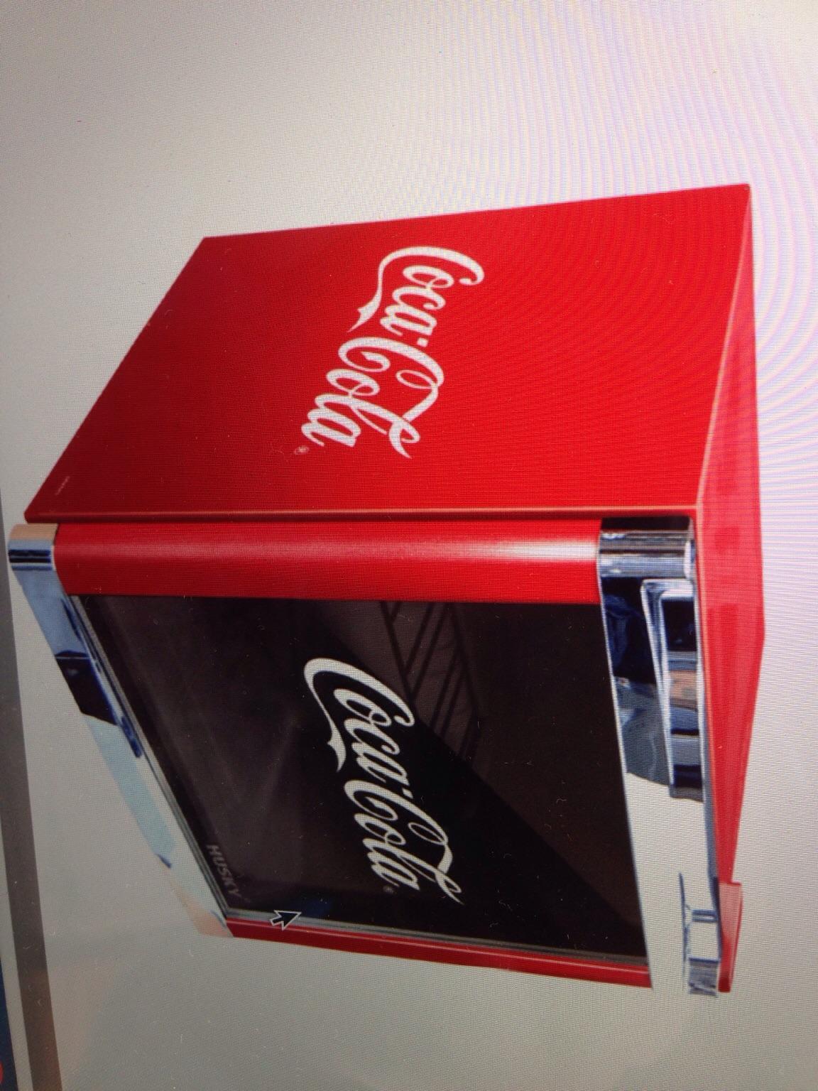 Husky Retro Kühlschrank : Husky coca cola mini kühlschrank: husky kühlschrank im check