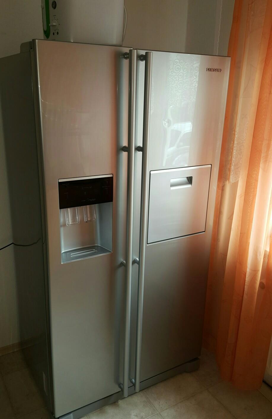 Kühlschrank Side By Side Gebraucht : Gebraucht samsung side by side kühlschrank in germersheim um