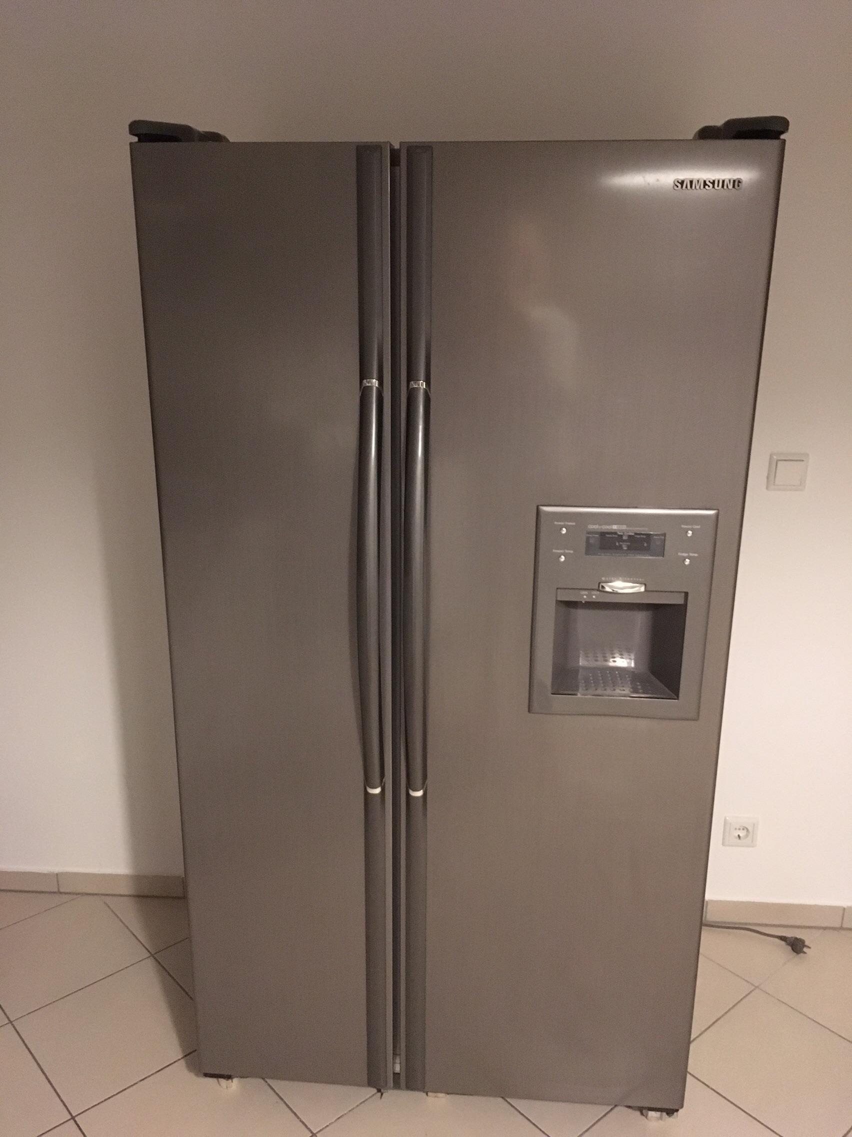 Amerikanischer Kühlschrank Defekt : Samsung amerikanischer kühlschrank kühlt nicht mehr kühlschrank