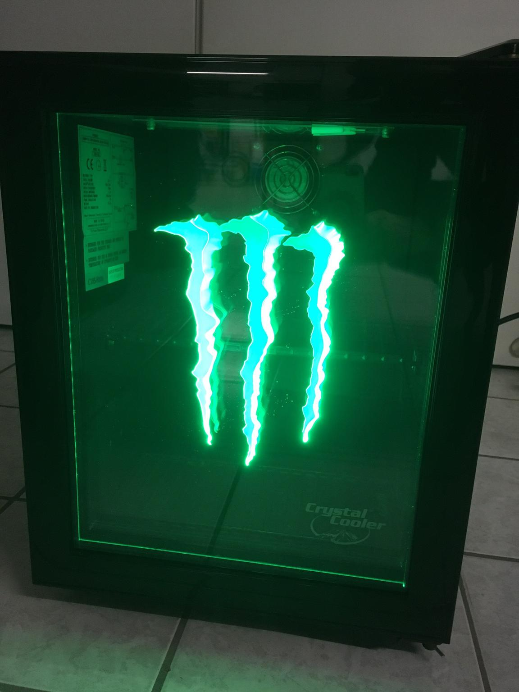 Mini Kühlschrank Monster Energy Kaufen : Gebraucht monster energy kühlschrank in hall in tirol um