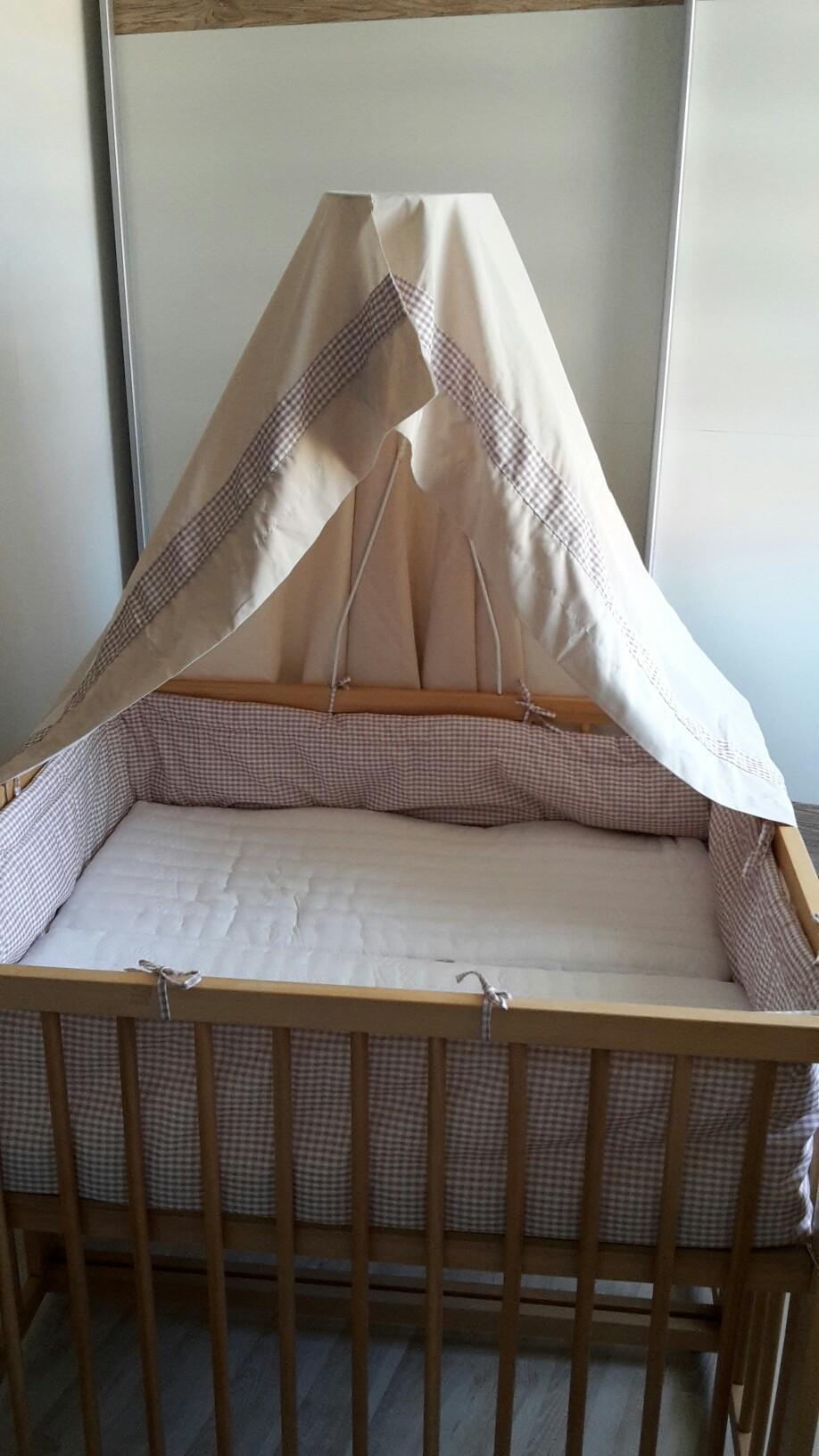 Gebraucht beistellbett zwillingsbett stubenwagen in