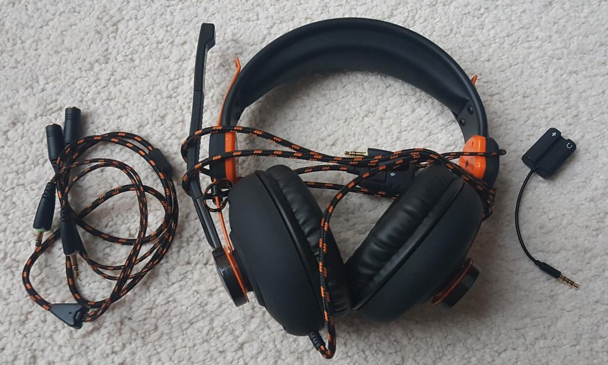 Wiring Works Telford Used Afx Firestorm H01 Ps4 Pc Gaming Headset In For 1000 Shpock