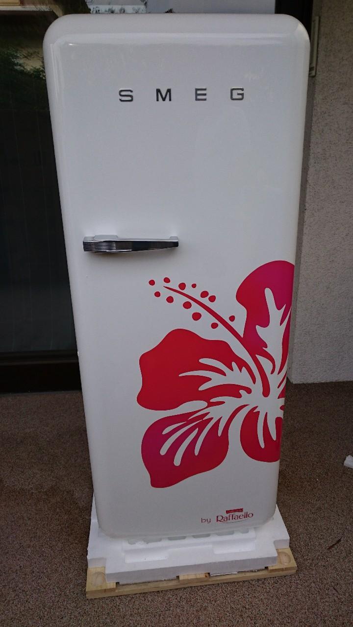 Smeg Kühlschrank Raffaello : Gebraucht smeg kühlschrank er jahre raffaello style in
