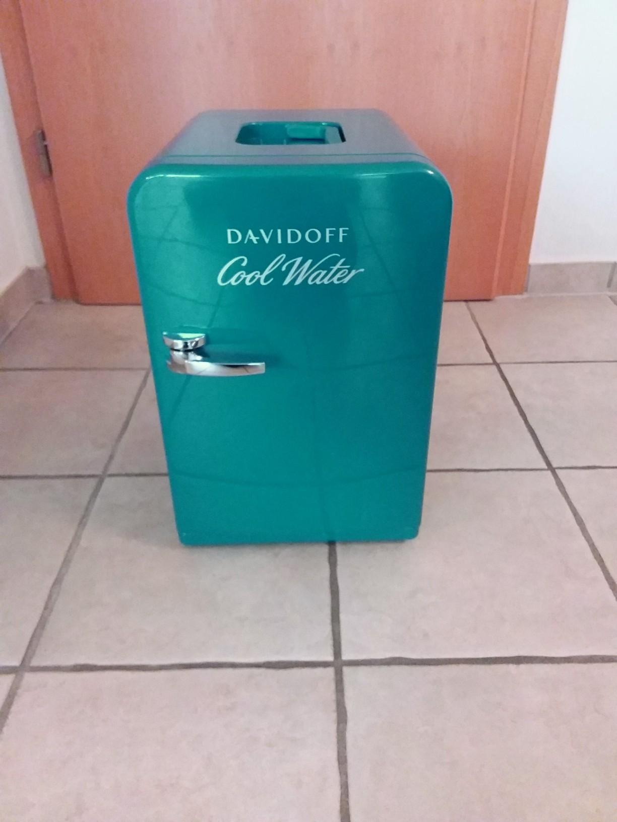 Mini Kühlschrank Warsteiner : Gebraucht mini kühlschrank edition davidoff cool water in